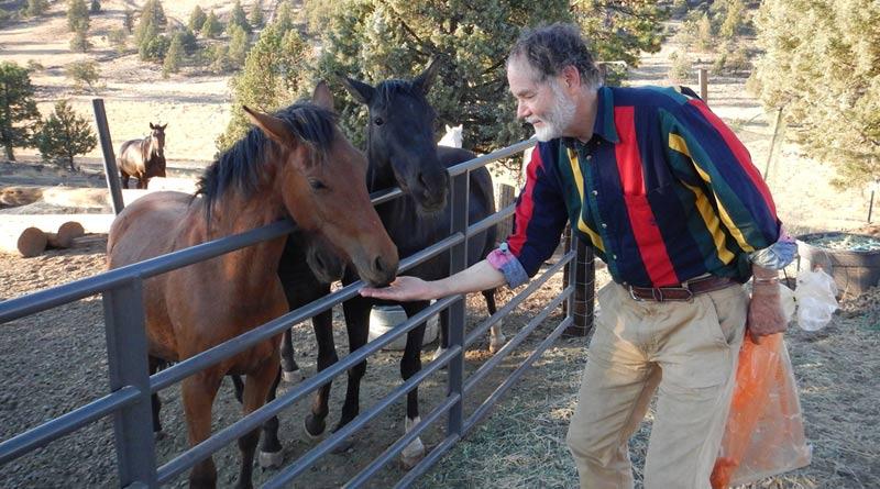 Renowned wildlife ecologist and author endorses 'Wild Horse Fire Brigade' -  Horsetalk.co.nz