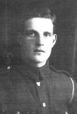 Lieutenant Leonard Comer Wall