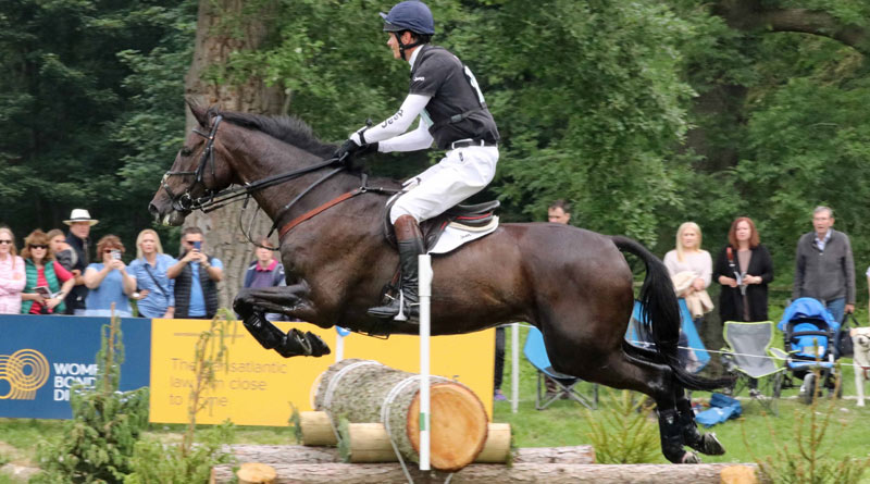 11th: William Fox-Pitt and Oratorio II finished 11th in the CCI3* at Bramham.