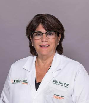 Dr. Gillian Hotz