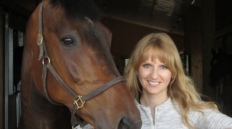 "Professor Kendra Coulter's report on the Ontario equine workforce would be a ""wakeup call about the severity of some problems""."