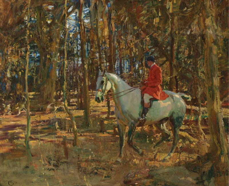 Sale Of Munnings Horse Painting To Go To Charitable Foundation