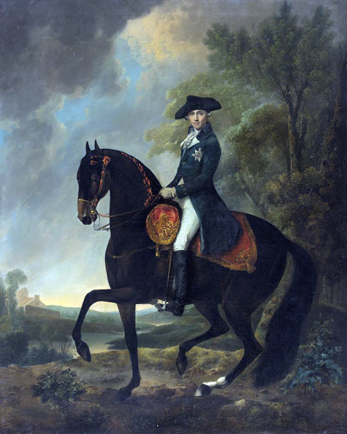 Henry, Duke of Cumberland, by David Morier (1765).