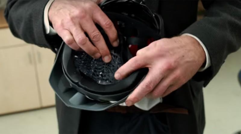 Trek has four helmets on the market that use WaveCel.