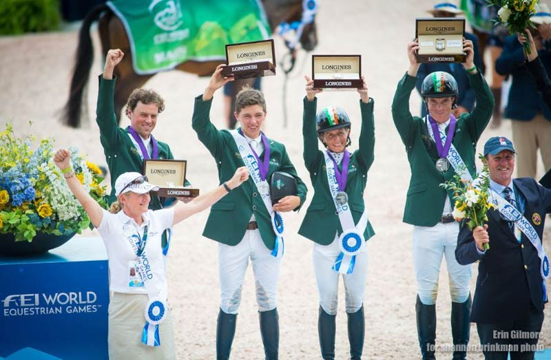 Horse Sport Ireland in running for two sport industry awards
