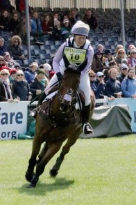 Gemma Tattersall (GBR) and Arctic Soul.