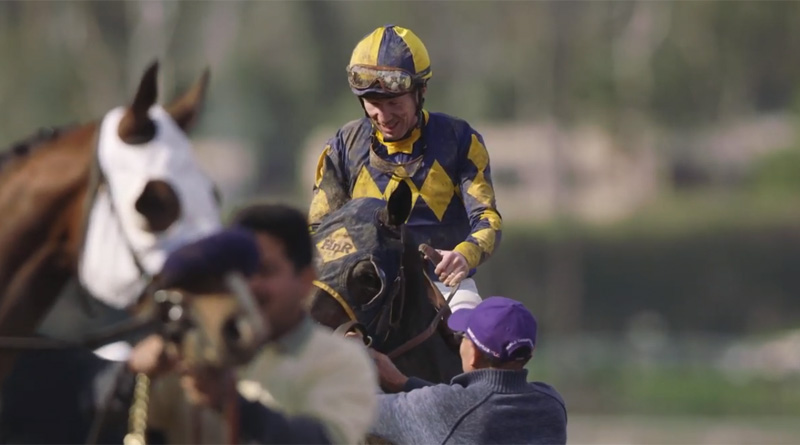 """Still from """"From Yesterday to Today: A Celebration of The Jockey Club's 125th Anniversary""""."""