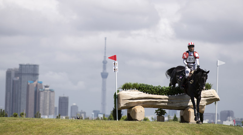 A major research study aimed at identifying best practices and management of horses training and competing in hot and humid environments was conducted by the FEI during last week's Ready Steady Tokyo test event, where Japan's Ryuzo Kitajima and Vick Du Grisors JRA finished second overall.