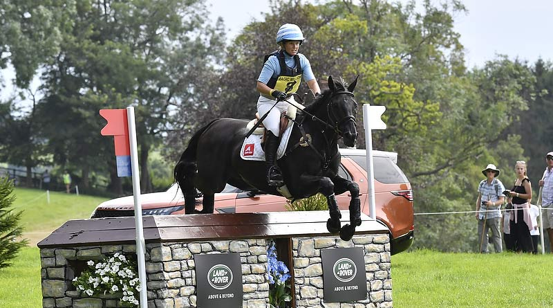 Jonelle Price and Classic Moet have taken out the British Open Championship CCI4*-S at Gatcombe.