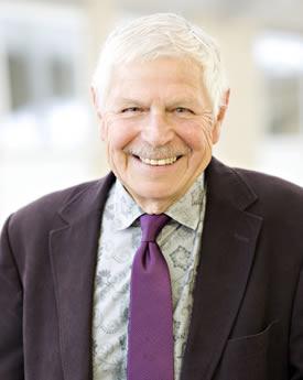 Professor David Knights.