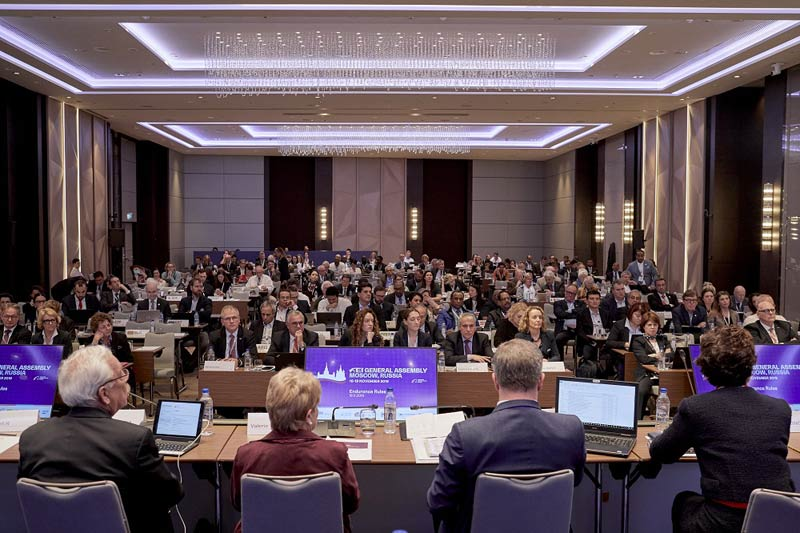 The dedicated Endurance Rules session attracted a full house and generated constructive dialogue in Moscow during the FEI General Assembly 2019.