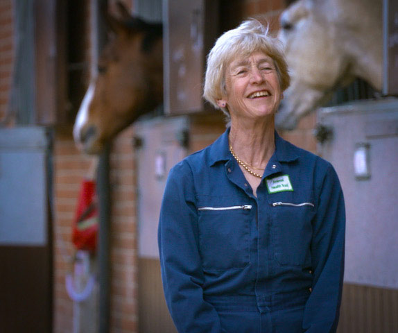 Sue Dyson is a respected and popular expert in the field of equine pain.