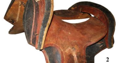 Perfectly preserved wooden saddle is nearly 1700 years old
