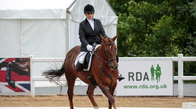 Virtual Windsor has added a dressage challenge for classified para-equestrian riders. The Riding for the Disabled Association (RDA) Dressage Challenge will take place in September.