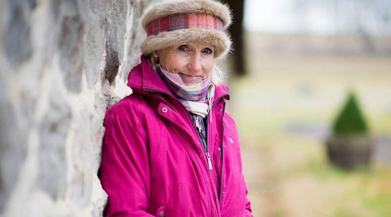 Horse & Hound Lifetime Achievement Award winner Lucinda Green.