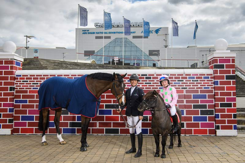 Construction work at its London venue in West Kensington, Olympia, means that the London International Horse Show's 2021 edition will relocate to ExCeL London.