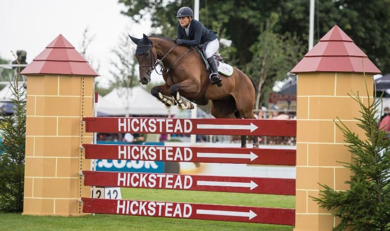 Hickstead's Royal International Horse Show  will run as a two-star international event this season.