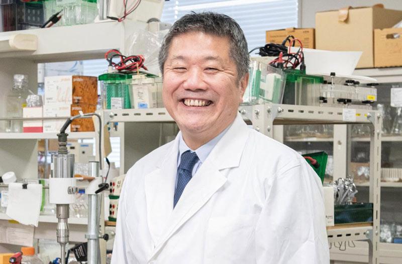 Professor Hirofumi Sawa