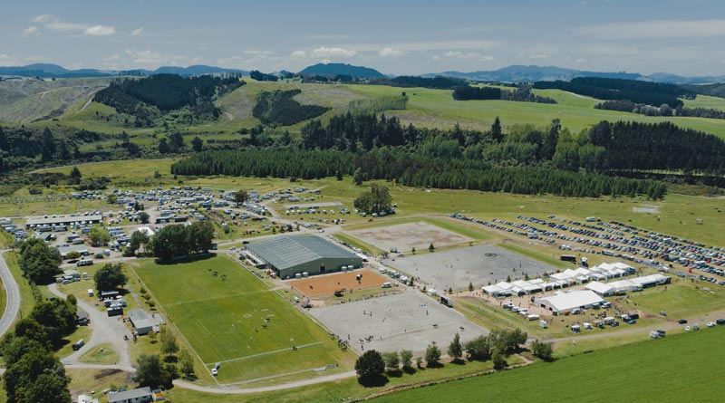 Equifest is returning to New Zealand's National Equestrian Centre in Taupo later this year.