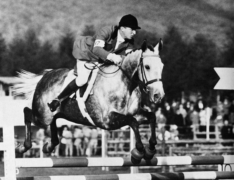 Italy won the team eventing title at the Tokyo Olympic Games in 1964, with Mauro Checcoli and Surbean winning individual eventing gold.