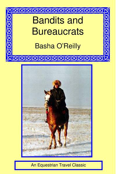 The cover of Bandits and Bureaucrats.