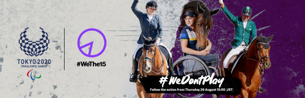 The #WeThe15 brings together the biggest coalition ever of international organisations from the worlds of sport, human rights, policy, business, arts, and entertainment.