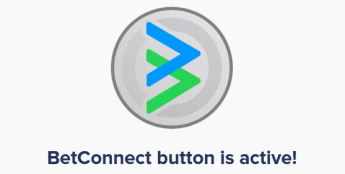activated betconnect button
