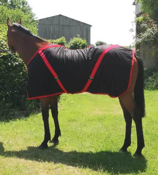 cotton horse sheet