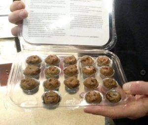 paarden cupcake