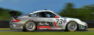Car driven by Pat Long and Patrick Lindsey last year 2013 Grand Am Rolex GT