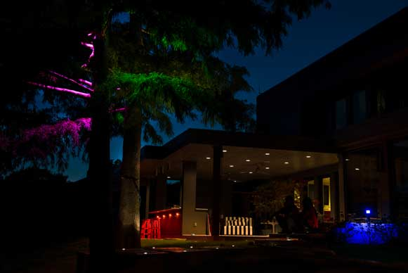 lighting serving edmond norman and oklahoma city with high quality landscaping and low voltage landscape lighting