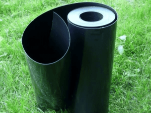 Barrière anti rhizome
