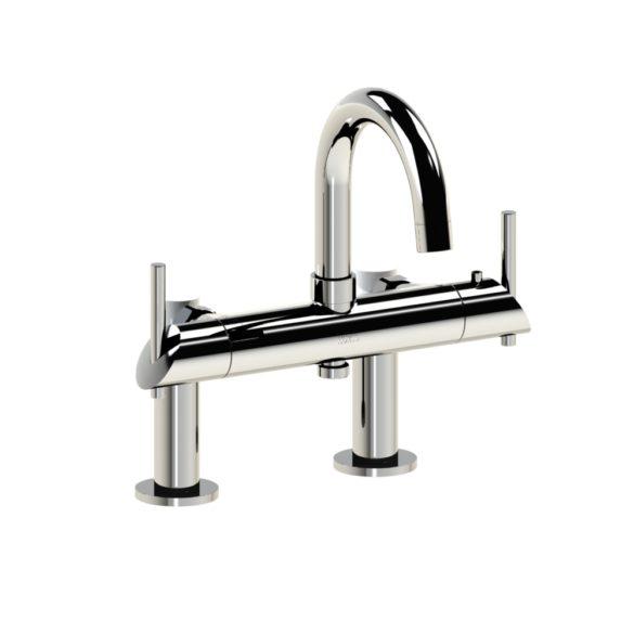 mitigeur bain douche thermostatique sur