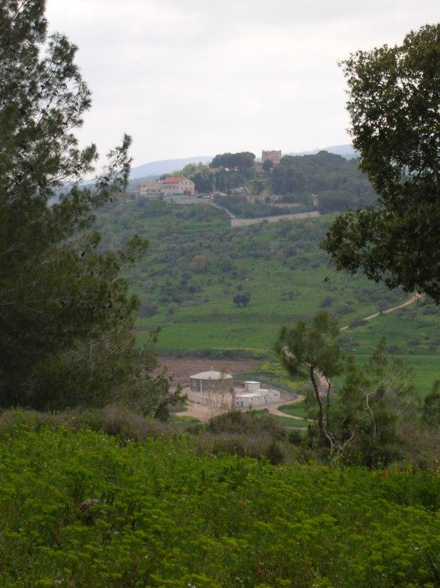 נוף מדהים! עתיק ומודרני, יהודי וזר, ירוק וצהוב, לח ויבש, למעלה למטה