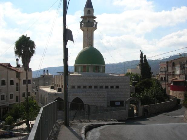 מסגד קבר יונה
