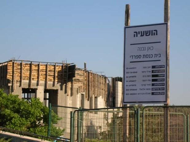בית הכנסת הספרדי הושעיה