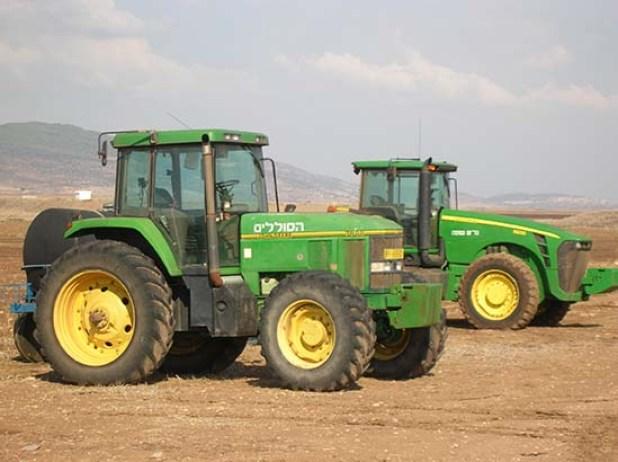 ציוד מכני חקלאי