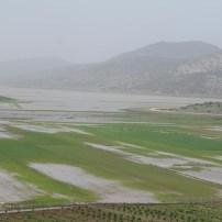 בקעת בית נטופה, המוביל הארצי בצד ימין סמוך לח'ירבת בית נטופה (צפון)