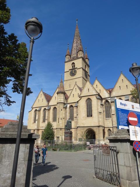 Evangelic Church in Sibiu