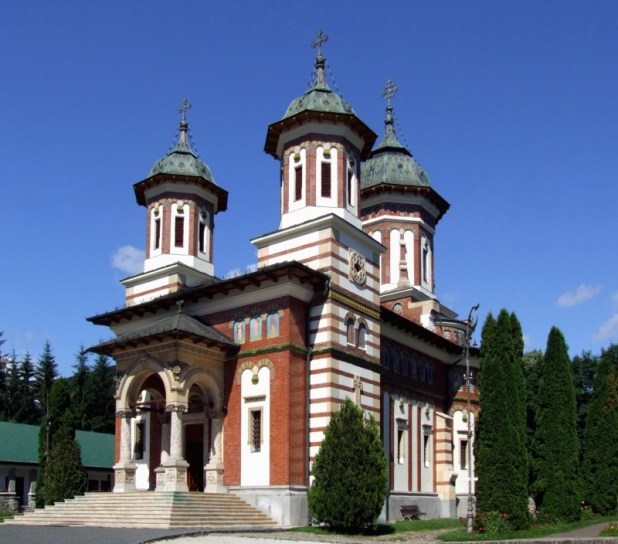 Sinaia_monastery_-_the_Great_Church