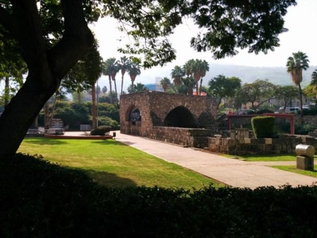 פארק ארכיאולוגי טבריה