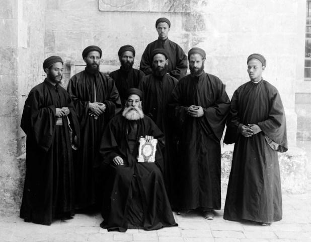 נזירים קופטים - מסדרי נזירים