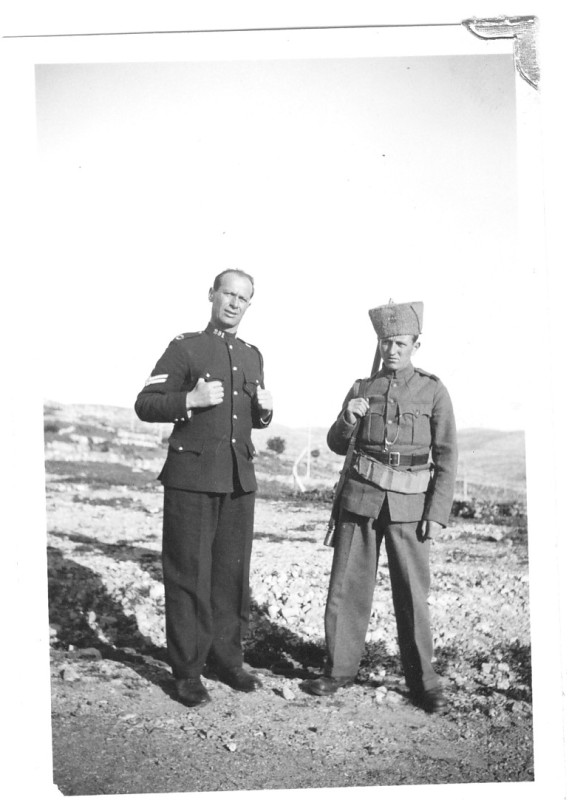 שוטר יהודי וגפיר יהודי