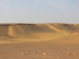 Kasui valley sand dunes