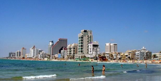 תל אביב צילום: גיא חיימוביץ