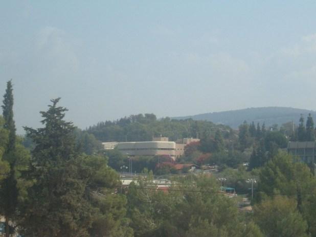 בניין המועצה האזורית משגב