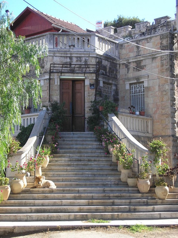 Villa Amin Jamal צילום:Deror avi