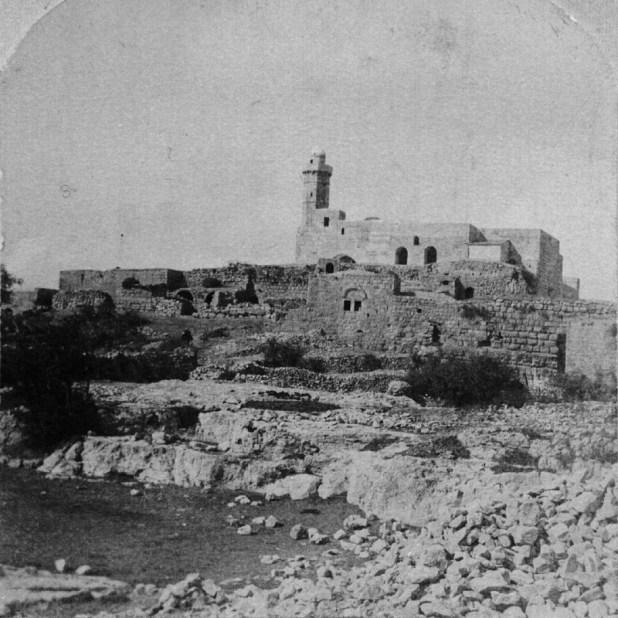 כפר נבי סמואל 1900