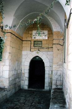 פתח הכניסה הראשי של המסגד, (2007) היוצר: מיכאלי