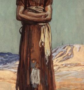Nahum - James Tissot (1836-1902 French) Jewish Museum, New York, USA